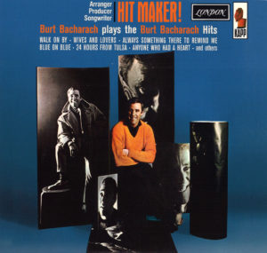 ELEMENTAL MUSIC Burt Bacharach I