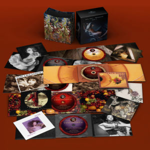 BUSH COFFRET CD Part I Ouvert