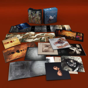 BUSH COFFRET CD Part II Ouvert