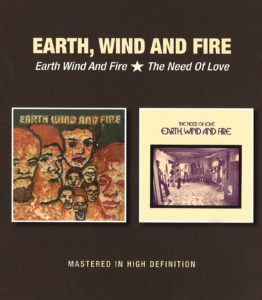 EARTH WIND & FIRE Pochette