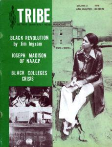 Outre ses activités discographiques, le collectif Tribe de Detroit publiait un trimestriel culturel
