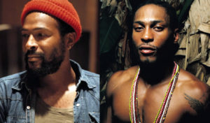 Marvin Gaye et D'Angelo