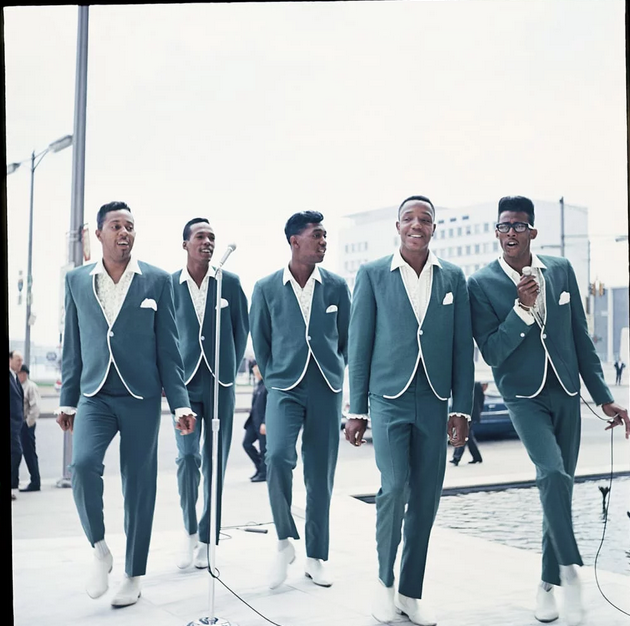 Motown Arles Courtesy of the EMI Archive Trust and Universal Music Group.