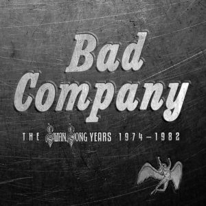BAD COMPANY Swan Song Years Pochette