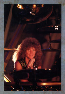 Tommy Aldridge, batterie tellurique