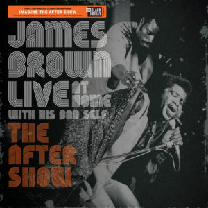 BROWN James After Show Pochette