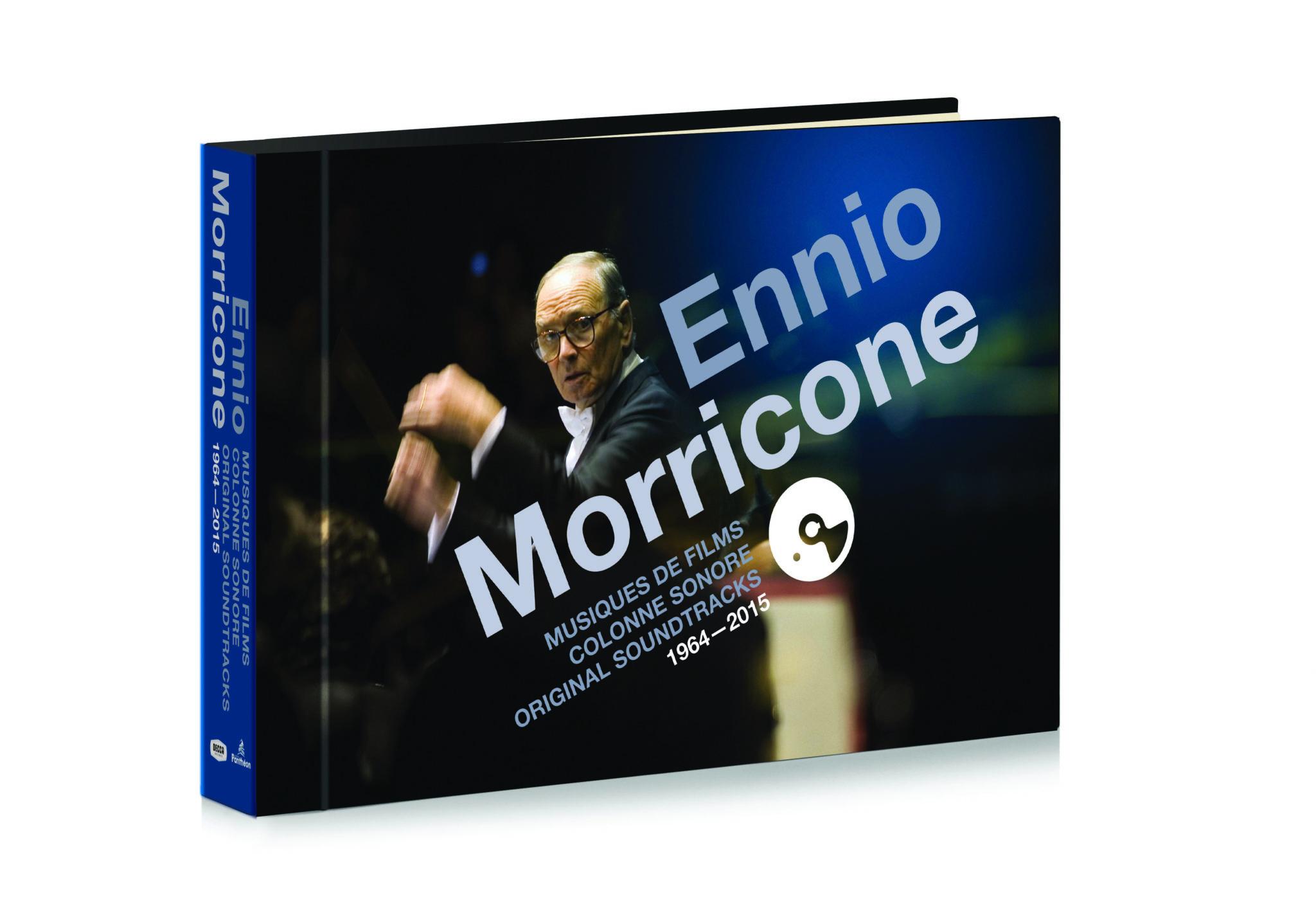 ENNIO MORRICONE_VISUEL_3D