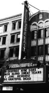 Le Fillmore East