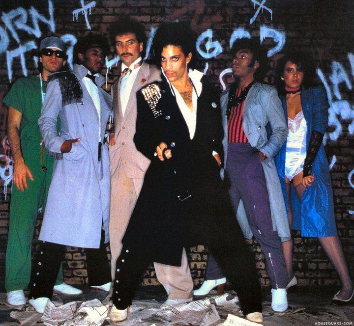 Prince 1981band