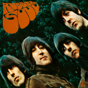 RAFAEL 1 The Beatles Rubber Soul