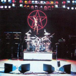 Le monde de batterie est en deuil, Neil Peart ne jouera plus jamais avec Rush.