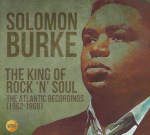 SOUL MUSIC RECORDS Solomon Burke