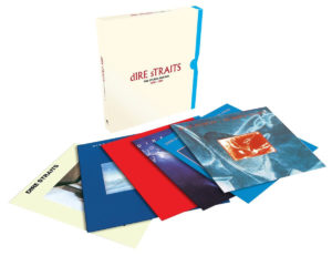 """The Studio Albums 1978-1991"" : le coffret vinyle."