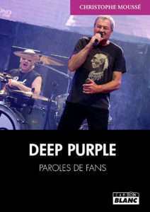 DEEP PURPLE Couverture