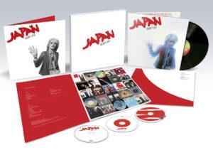 JAPAN Coffret Ouvert