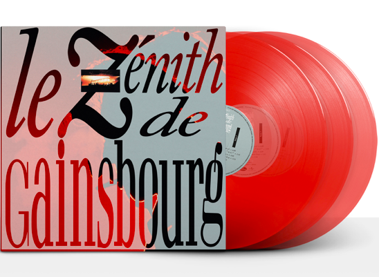 Gainsbourg Zénith LP