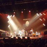 Foley à Jazz à La Villette, l'émotion