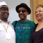 Jazz à Vienne : Bernard, Marcus et Rhoda vous saluent bien