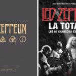 Led Zeppelin, whole lotta books