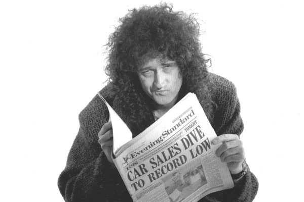 BRIAN MAY Ouverture